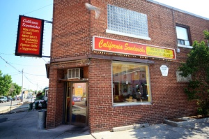 A classic Toronto landmark: California Sandwiches (a.k.a. Sandwich Heaven)