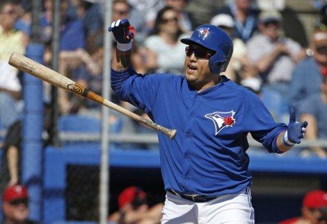 Cabrera's somewhat unorthodox batting stance is cause for concern.