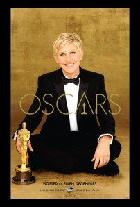 Ellen. Oscar. Three plus hours of your life.
