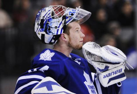 What does the future hold for James Reimer?