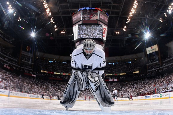 Jonathan Quick and the Kings will make life difficult for opposing forwards