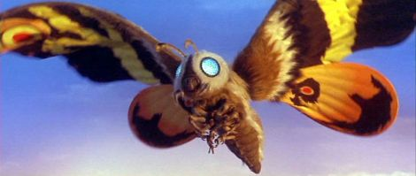 Mothra misses the glory days