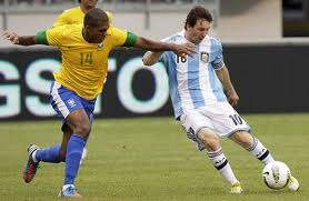Lionel Messi is eager to take on Brazil in the final
