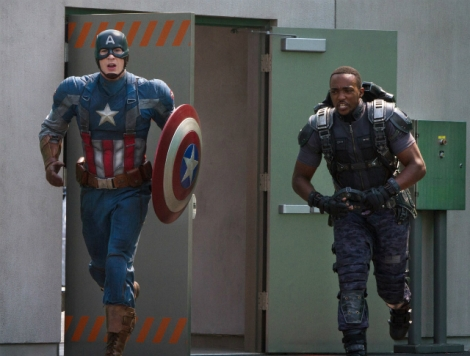 But hey now, don't forget about the Captain and Falcon.