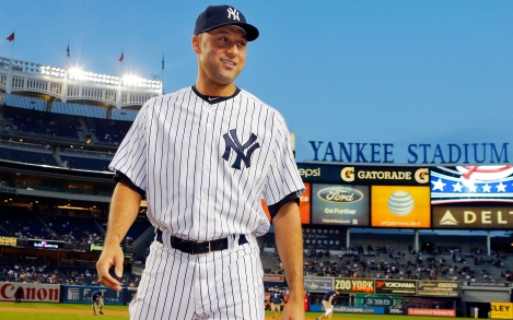 This year's All-Star game will be the final one for Derek Jeter.