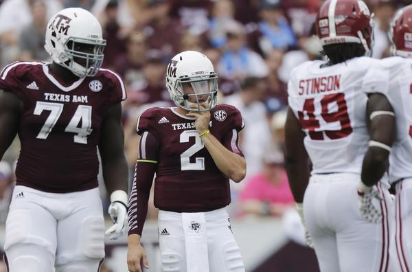 Johnny Manziel and the Undersized Quarterback   Same Page Team