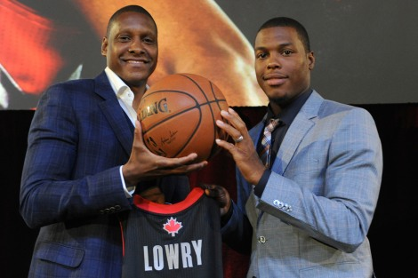 Masai Ujiri and Kyle Lowry: The Future of the Raptors?