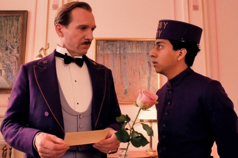 Just how far can you go with Ralph Fiennes and Wes Anderson?