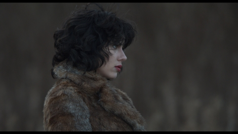 Scarlett Johansson gets, well, under the skin.