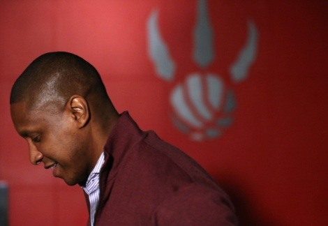 Masai Ujiri is a key cog in the Basketball Without Borders program, which could be a huge advantage for the General Manager