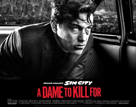 Joseph Gordon-Levitt would like you to forget about the first Sin City.