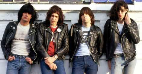 The Ramones. RIP.