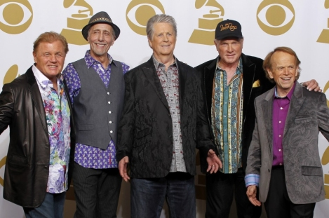 The Beach Boys today.