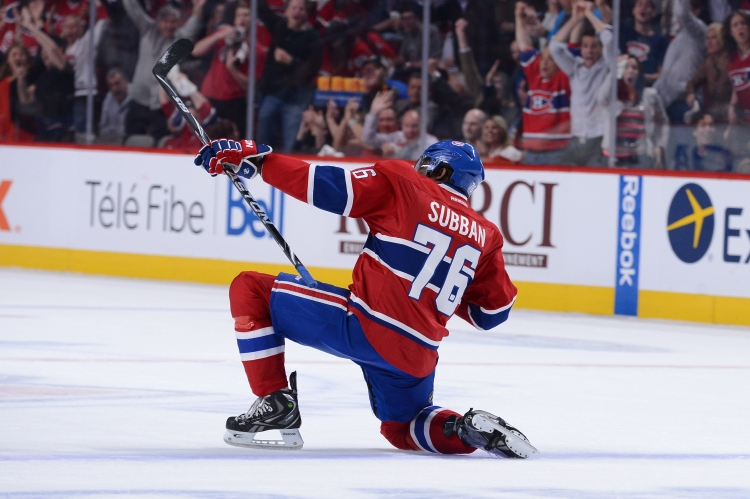 Subban and the Canadiens look ready.