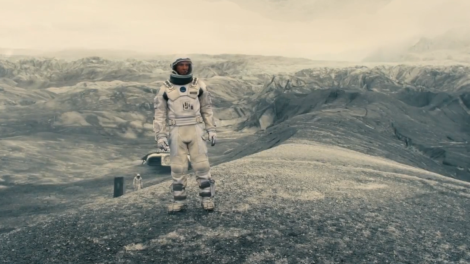 Interstellar goes otherworldly.