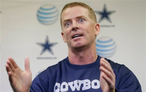 WHAT did you just say about Jason Garrett?!