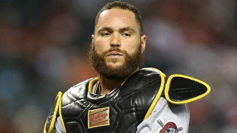 What. A. Beard.