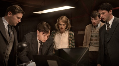 """The wider cast of """"The Imitation Game."""""""