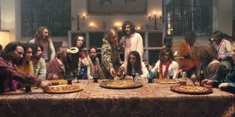 The last hippie supper?