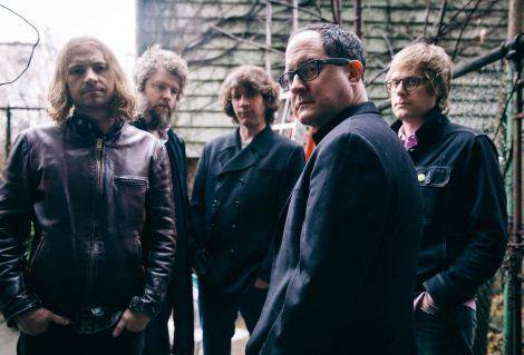 The Hold Steady.