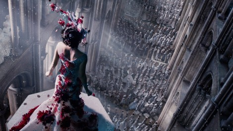 We're still waiting for Jupiter Ascending to, um, ascend.