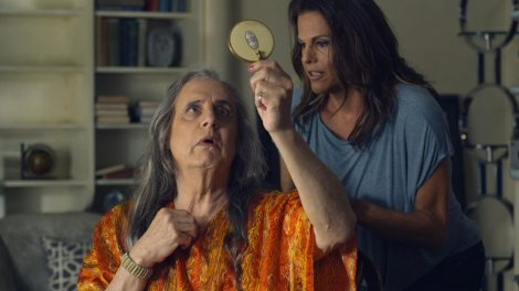 Jeffrey Tambor in 'Transparent.' TV is changing.