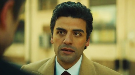 Oscar Isaac in A Most Violent Year.