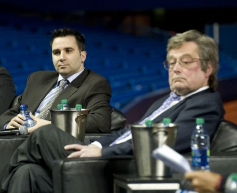 How comfortably are Paul Beeston and Alex Anthopoulos sitting these days?
