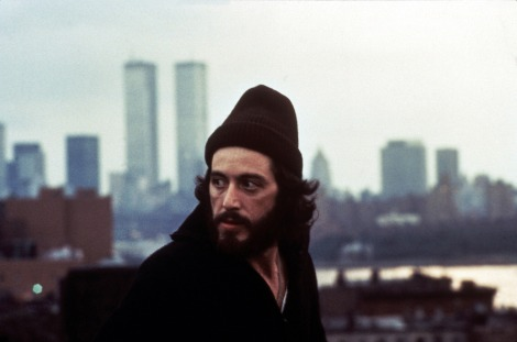 Al Pacino in Serpico.