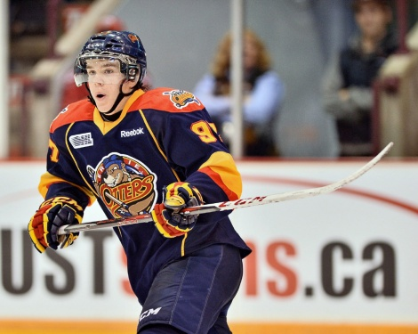 Connor McDavid: the new kid everybody's talking about.