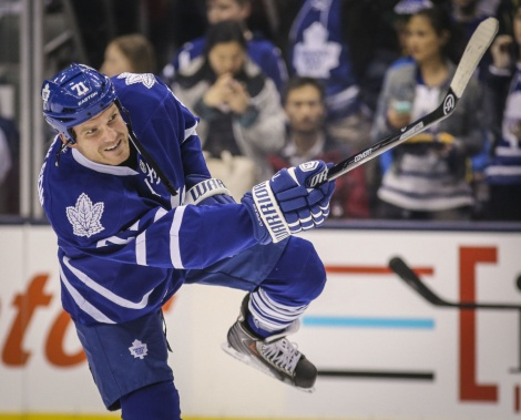 David Clarkson: traded for a guy who can't play anymore.