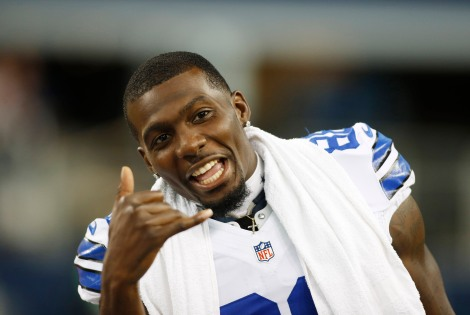 Dez Bryant would like to call you to talk about contacts.