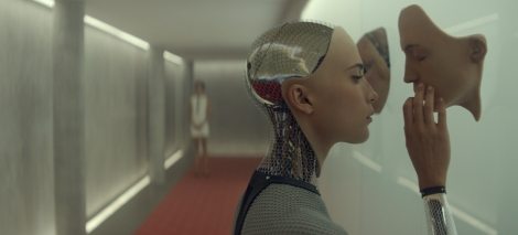 Ex Machina, so life-like.