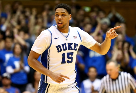 Is Jahlil Okafor going to be the #1 pick in the draft?