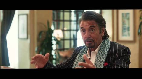 Al Pacino IS Al Paci--I mean, Danny Collins.