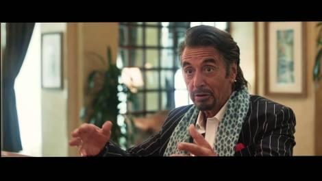 Al Pacino IS Al Paci--I mean, Danny Collins.