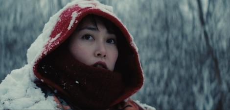 Rinko Kikuchi as Kumiko, lost in Minnesota.