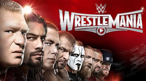 All eyes are on the biggest wrestling event of the year: Wrestlemania 31.