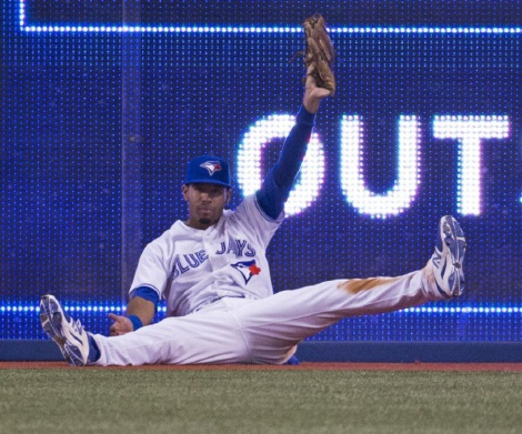 Dalton Pompey is going to be a huge part of the 2015 Blue Jays