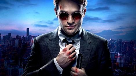 Not Ben Affleck is Daredevil.