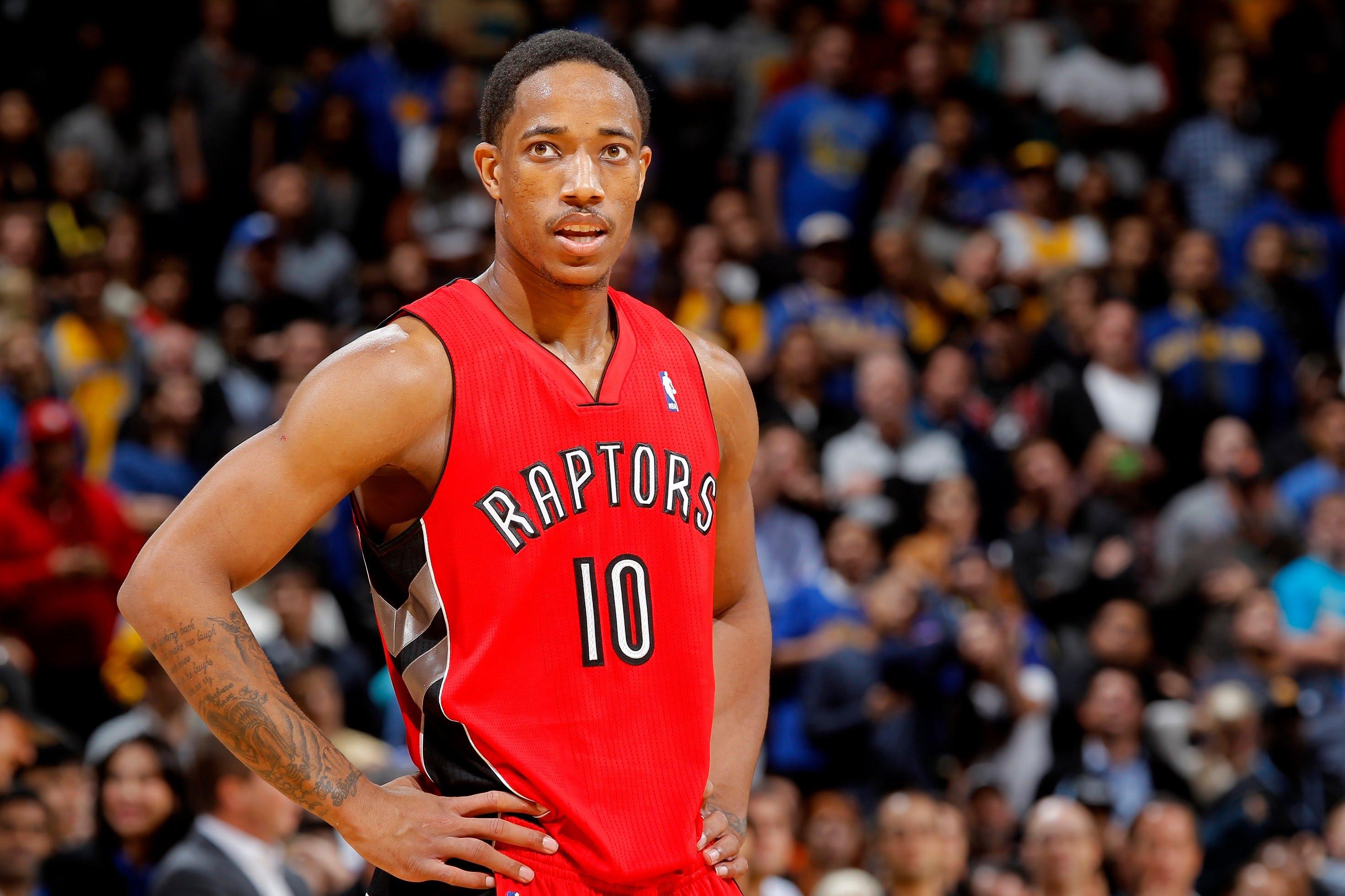 DeMar DeRozan: The NBA's Tortoise | Same Page Team