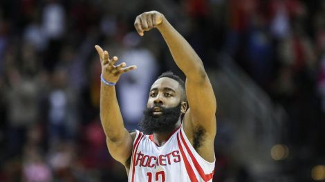 Can James Harden cook something up for the Rockets?