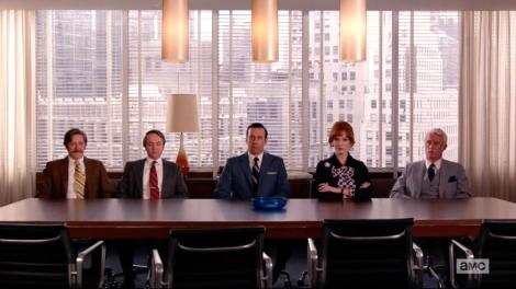 mad men table