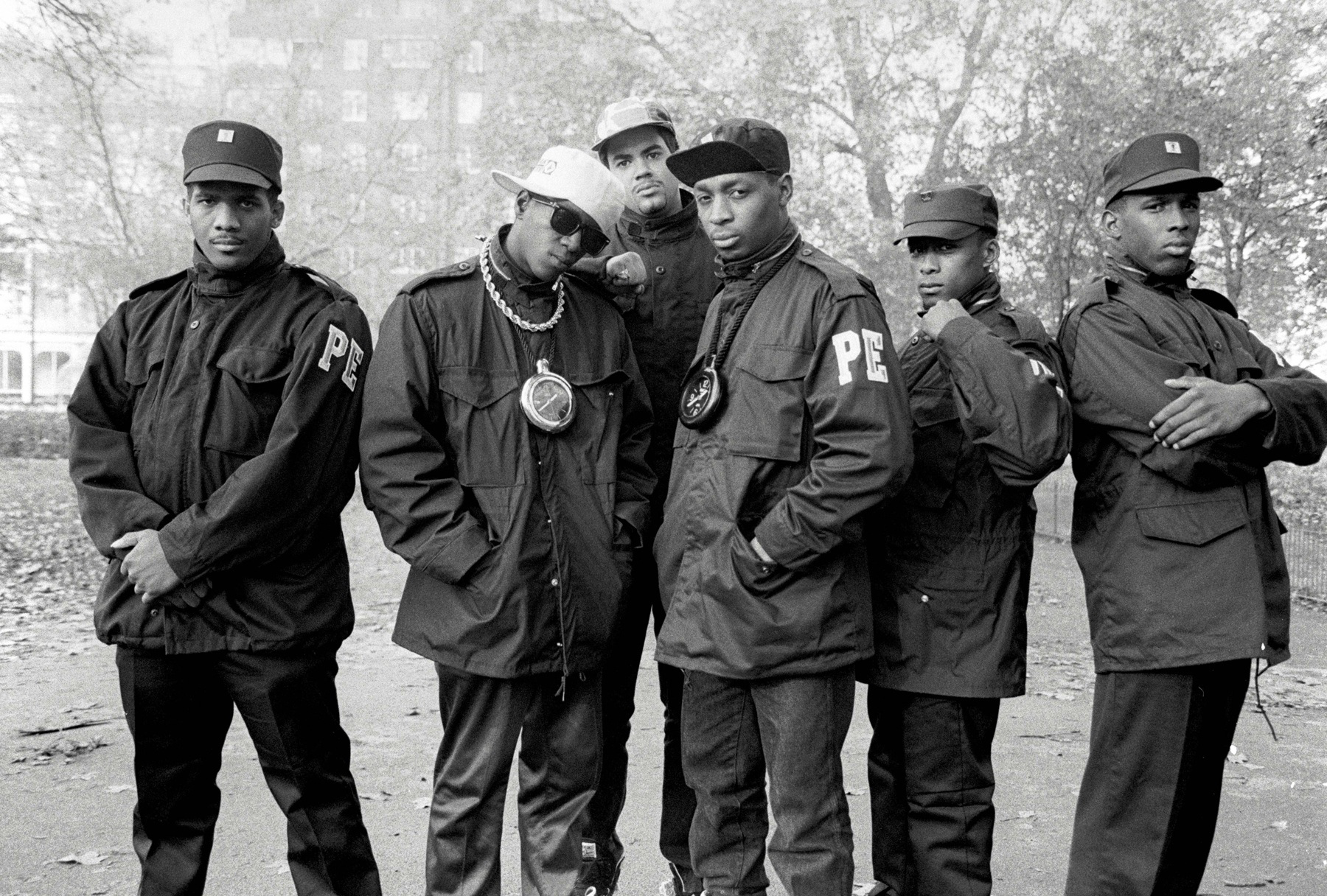 public enemy�s �fear of a black planet� 25 years later