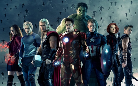 For those of you who thought the first Avengers movie wasn't big enough...