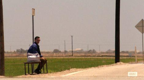 Don Draper at the crossroads.