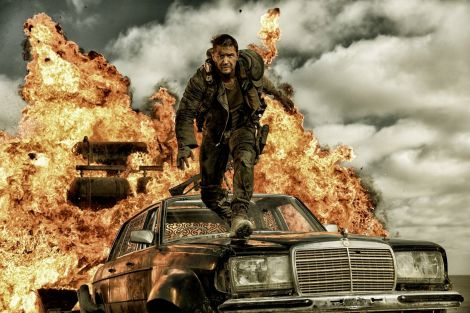 Things going great in Mad Max's future.