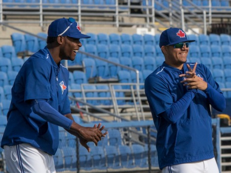 Two of the youngest prospects in the Jays system are near the top of the heap