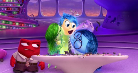 The internal denizens of the Inside Out world.