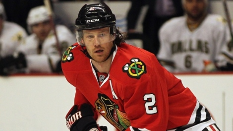 Duncan Keith.